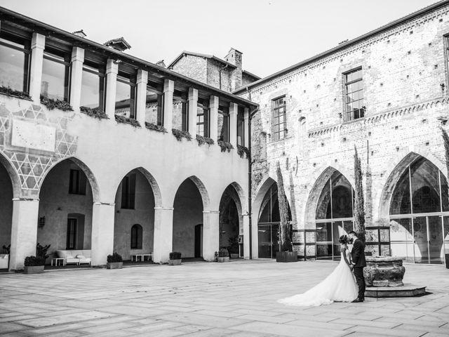 Il matrimonio di Francesco e Ambra a Rivolta d'Adda, Cremona 22