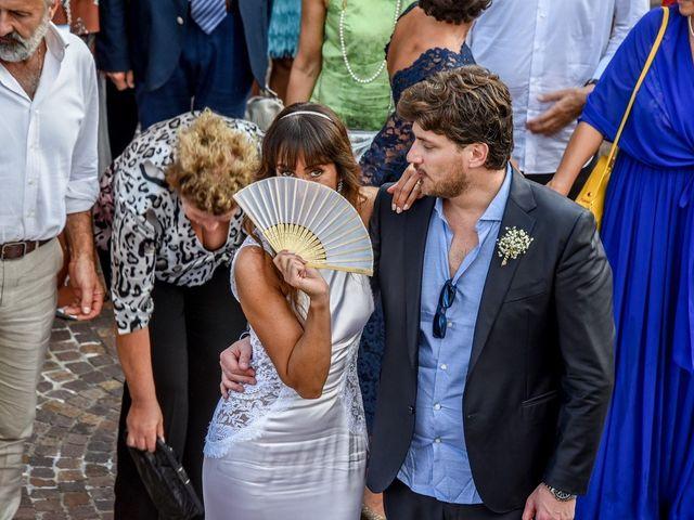 Il matrimonio di Raffaele e Eleonora a Brusaporto, Bergamo 55