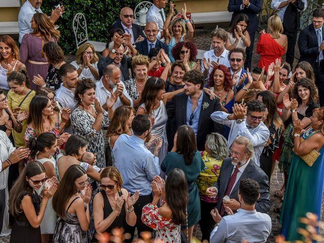 Il matrimonio di Raffaele e Eleonora a Brusaporto, Bergamo 56