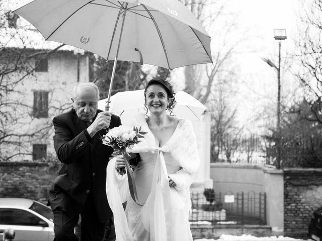 Il matrimonio di Daniele e Benedetta a Vaiano Cremasco, Cremona 18