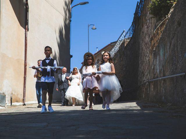 Il matrimonio di Massimiliano e Paola a Tonara, Nuoro 8