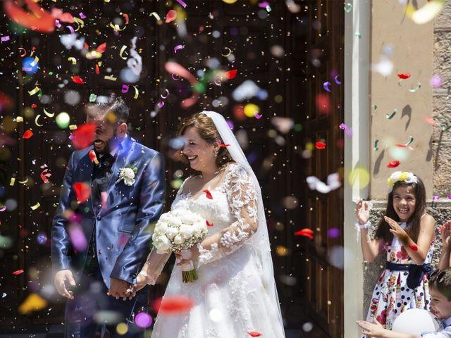 Il matrimonio di Massimiliano e Paola a Tonara, Nuoro 9
