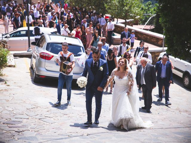 Il matrimonio di Massimiliano e Paola a Tonara, Nuoro 10