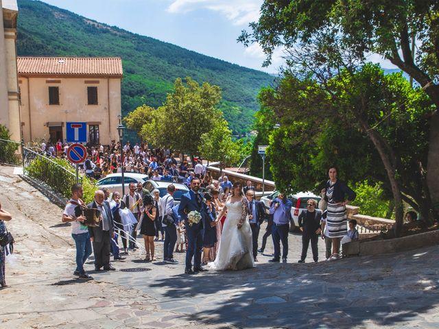 Il matrimonio di Massimiliano e Paola a Tonara, Nuoro 11