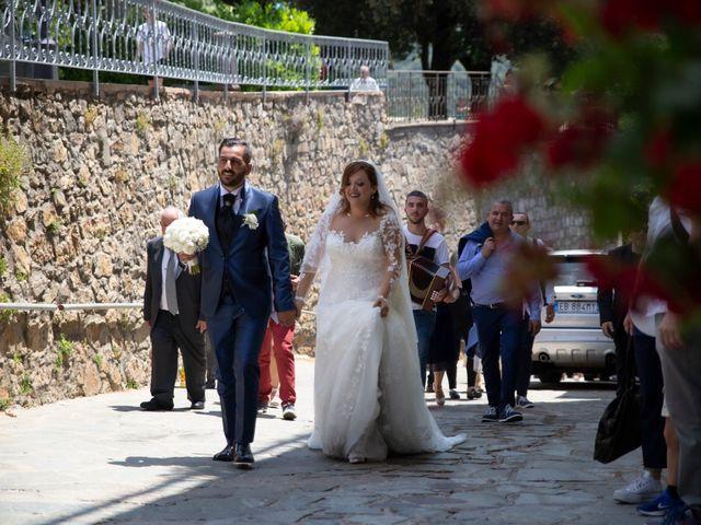 Il matrimonio di Massimiliano e Paola a Tonara, Nuoro 12