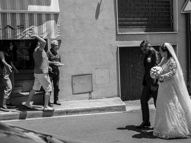 Il matrimonio di Massimiliano e Paola a Tonara, Nuoro 13