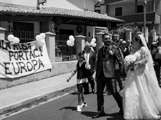 Il matrimonio di Massimiliano e Paola a Tonara, Nuoro 16