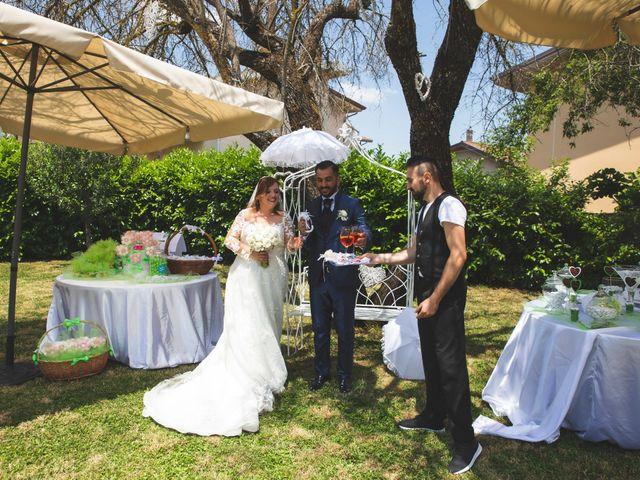 Il matrimonio di Massimiliano e Paola a Tonara, Nuoro 17