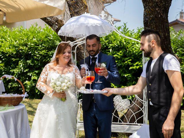 Il matrimonio di Massimiliano e Paola a Tonara, Nuoro 18