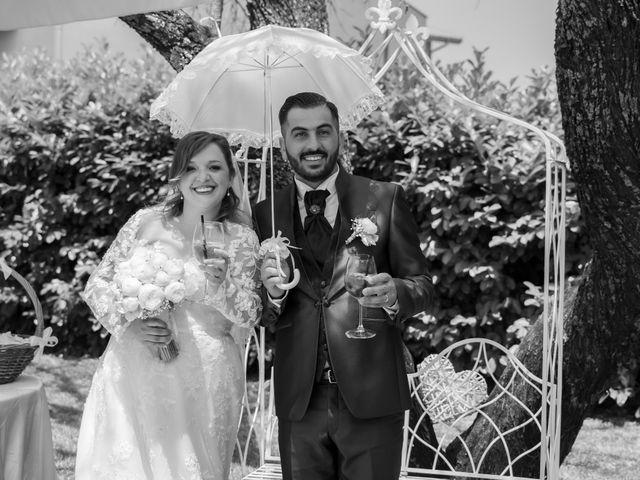 Il matrimonio di Massimiliano e Paola a Tonara, Nuoro 19