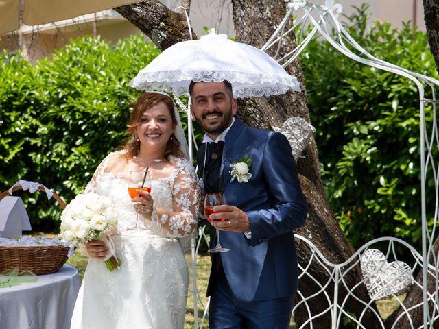 Il matrimonio di Massimiliano e Paola a Tonara, Nuoro 20