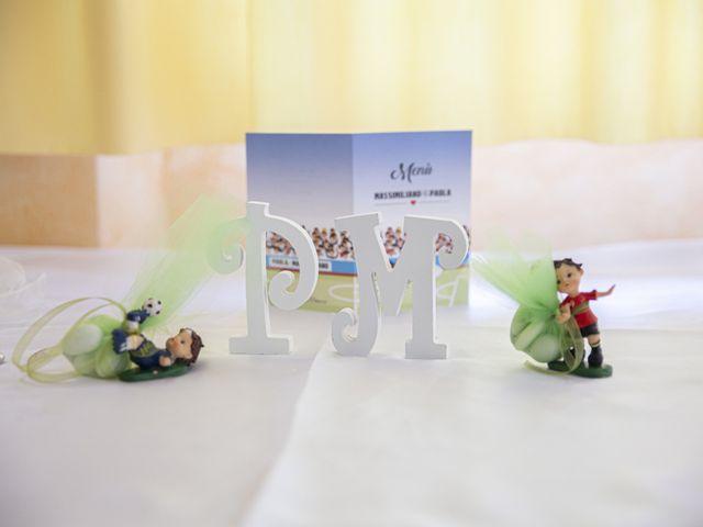 Il matrimonio di Massimiliano e Paola a Tonara, Nuoro 28