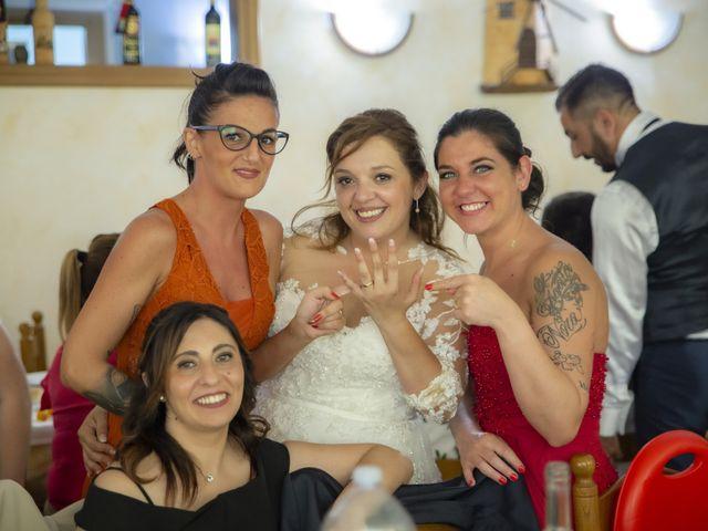 Il matrimonio di Massimiliano e Paola a Tonara, Nuoro 30