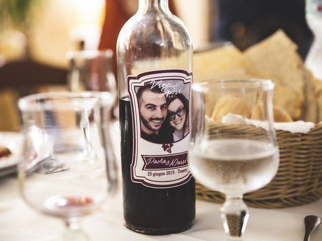 Il matrimonio di Massimiliano e Paola a Tonara, Nuoro 32