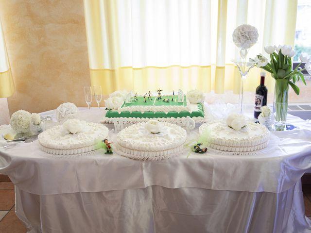 Il matrimonio di Massimiliano e Paola a Tonara, Nuoro 36