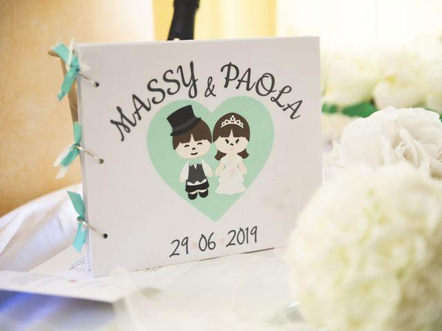 Il matrimonio di Massimiliano e Paola a Tonara, Nuoro 37