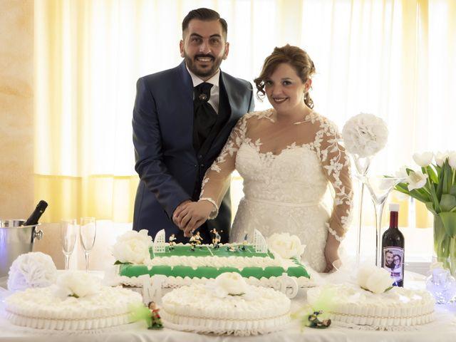 Il matrimonio di Massimiliano e Paola a Tonara, Nuoro 40