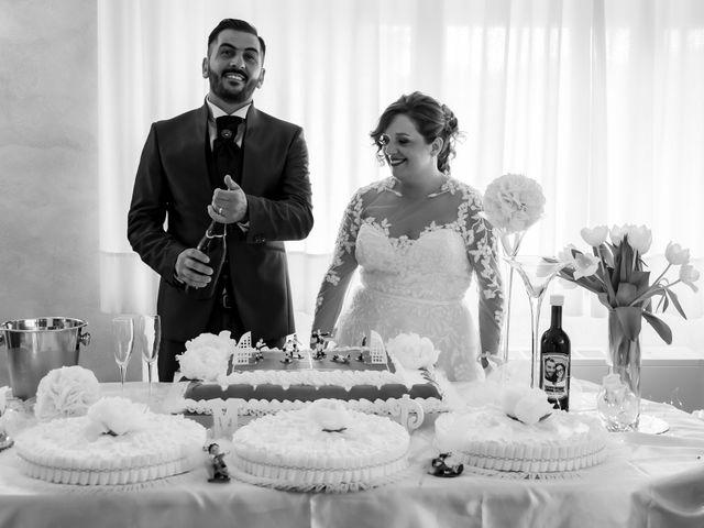Il matrimonio di Massimiliano e Paola a Tonara, Nuoro 41