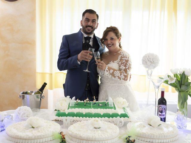 Il matrimonio di Massimiliano e Paola a Tonara, Nuoro 42