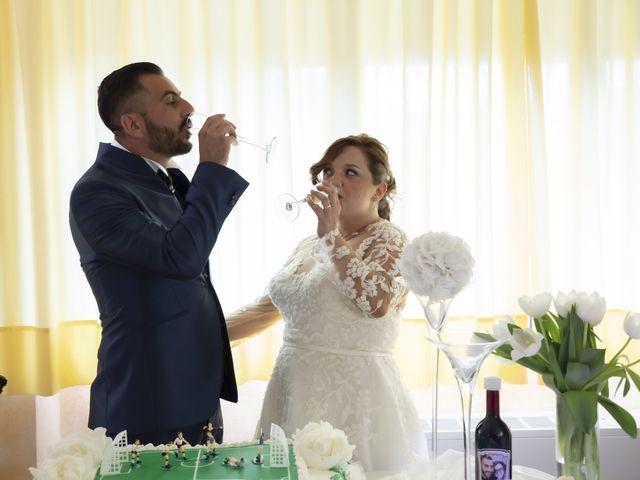Il matrimonio di Massimiliano e Paola a Tonara, Nuoro 43