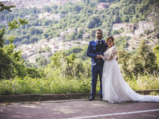 Il matrimonio di Massimiliano e Paola a Tonara, Nuoro 44