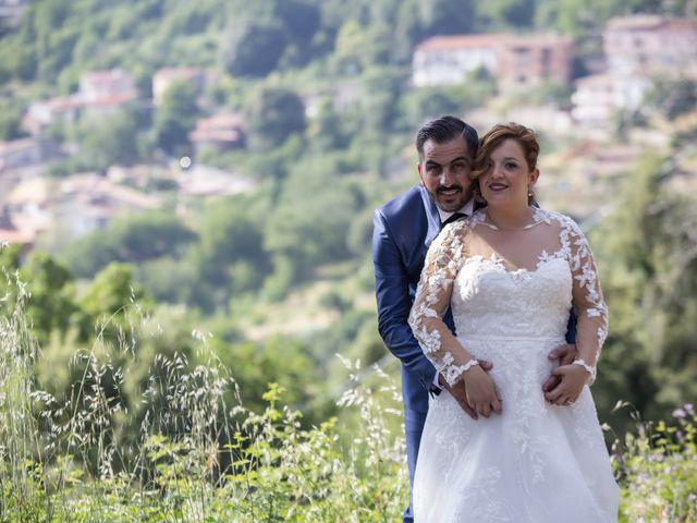 Il matrimonio di Massimiliano e Paola a Tonara, Nuoro 45