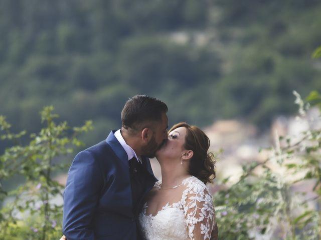 Il matrimonio di Massimiliano e Paola a Tonara, Nuoro 48