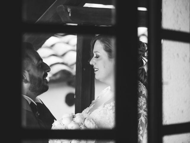 Il matrimonio di Massimiliano e Paola a Tonara, Nuoro 54