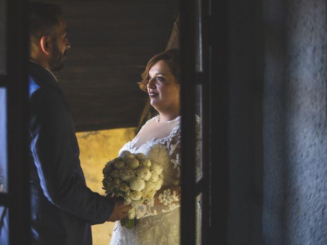Il matrimonio di Massimiliano e Paola a Tonara, Nuoro 55