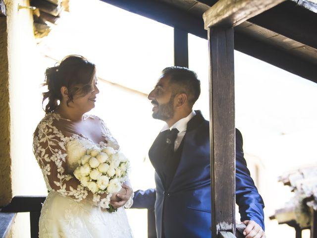 Il matrimonio di Massimiliano e Paola a Tonara, Nuoro 56