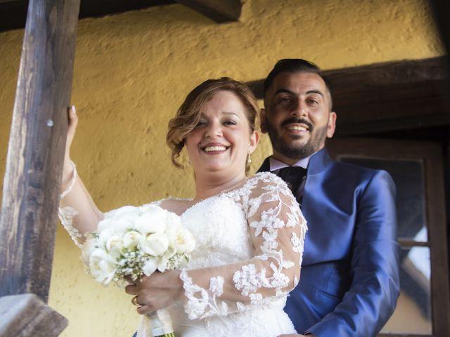 Il matrimonio di Massimiliano e Paola a Tonara, Nuoro 57