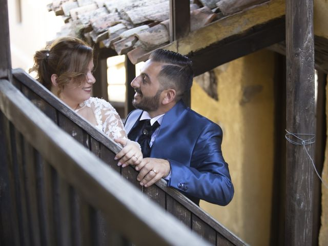 Il matrimonio di Massimiliano e Paola a Tonara, Nuoro 58
