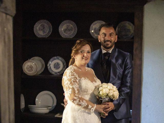 Il matrimonio di Massimiliano e Paola a Tonara, Nuoro 63
