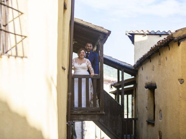 Il matrimonio di Massimiliano e Paola a Tonara, Nuoro 67