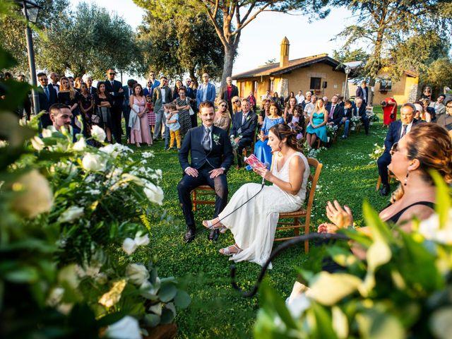 Il matrimonio di Tiziano e Sara a Roma, Roma 21