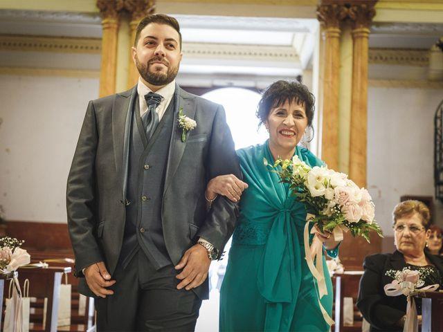 Il matrimonio di Santo e Giusy a Reggio di Calabria, Reggio Calabria 9
