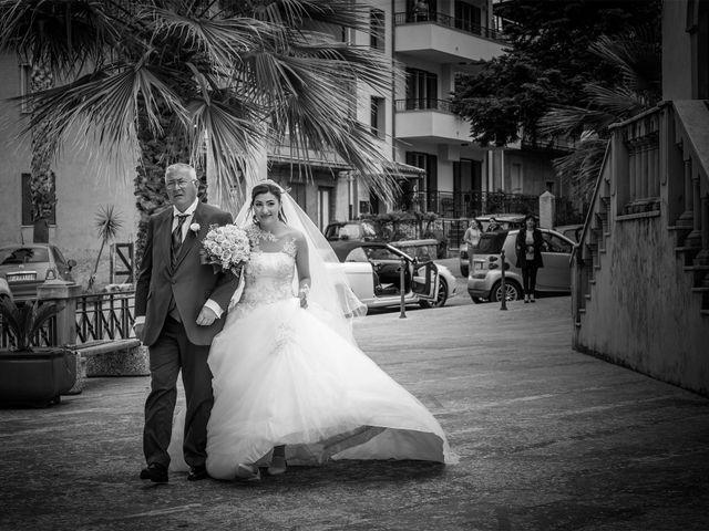 Il matrimonio di Santo e Giusy a Reggio di Calabria, Reggio Calabria 10