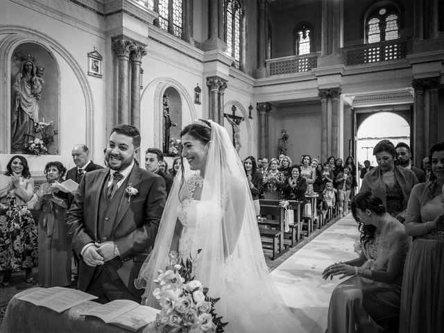 Il matrimonio di Santo e Giusy a Reggio di Calabria, Reggio Calabria 11