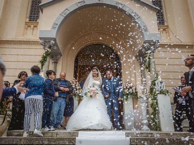 Il matrimonio di Santo e Giusy a Reggio di Calabria, Reggio Calabria 13