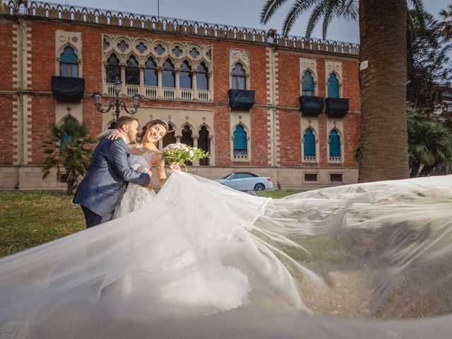 Il matrimonio di Santo e Giusy a Reggio di Calabria, Reggio Calabria 16