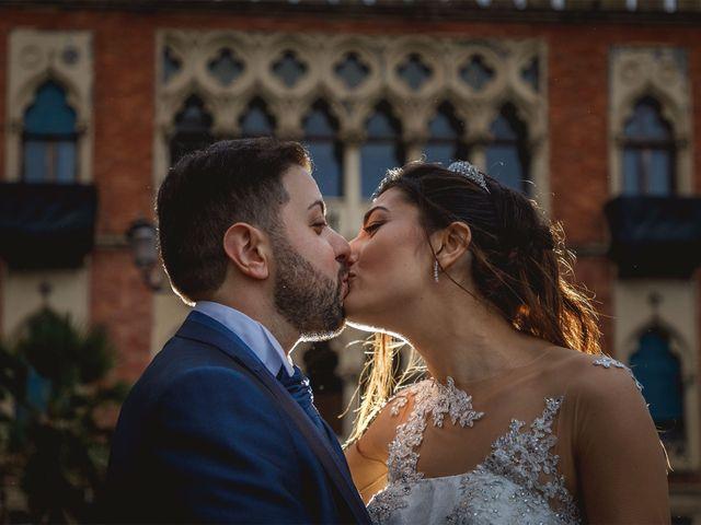 Il matrimonio di Santo e Giusy a Reggio di Calabria, Reggio Calabria 17