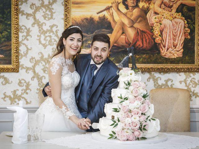 Il matrimonio di Santo e Giusy a Reggio di Calabria, Reggio Calabria 23
