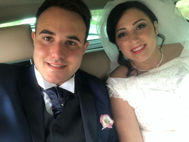 Le nozze di Clemy e Angelo