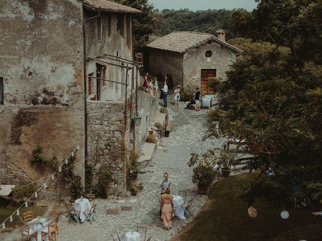 Il matrimonio di Max e Caroline a Roma, Roma 32