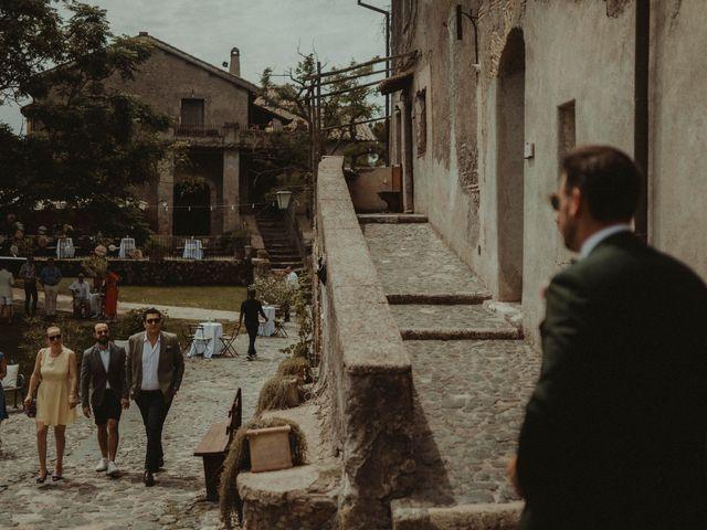 Il matrimonio di Max e Caroline a Roma, Roma 34