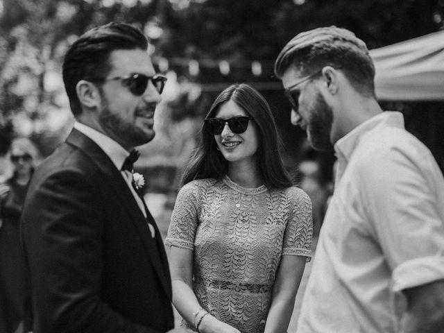 Il matrimonio di Max e Caroline a Roma, Roma 36