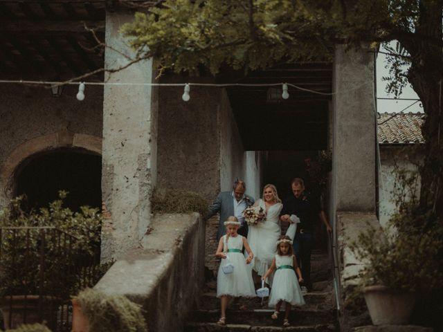 Il matrimonio di Max e Caroline a Roma, Roma 49