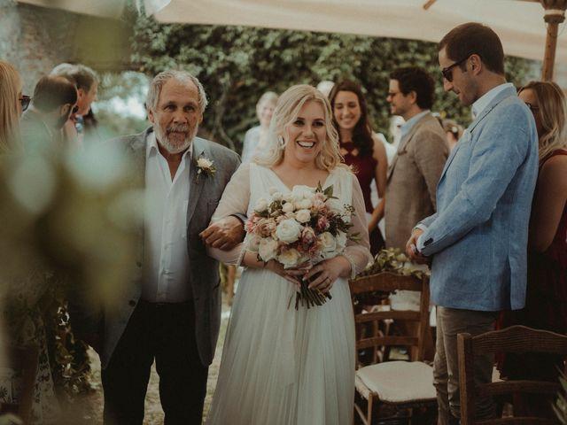 Il matrimonio di Max e Caroline a Roma, Roma 54