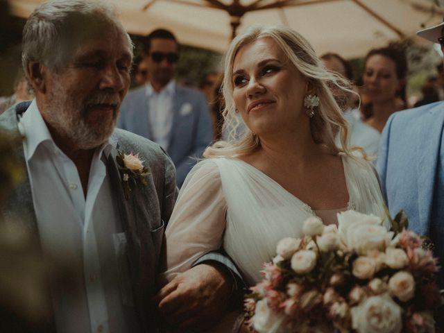 Il matrimonio di Max e Caroline a Roma, Roma 56
