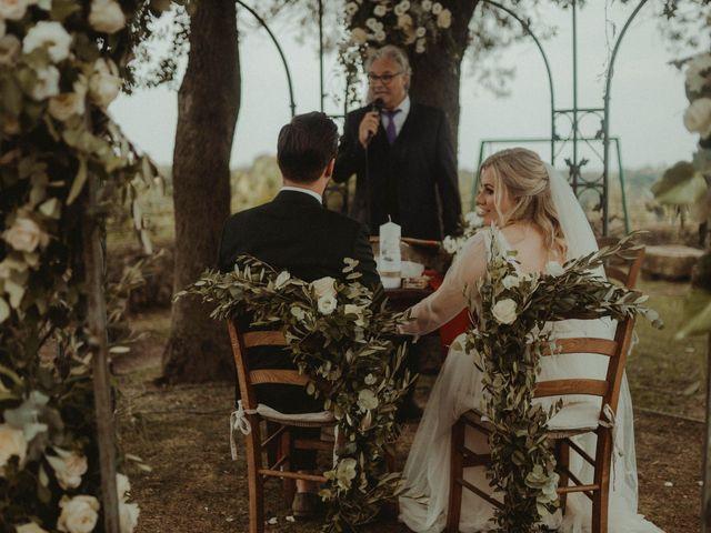 Il matrimonio di Max e Caroline a Roma, Roma 58